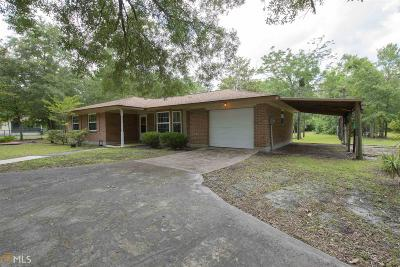Woodbine Single Family Home New: 7811 Harriets Bluff Rd
