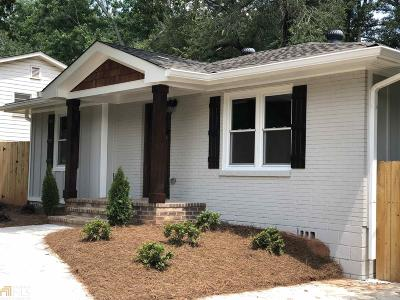 Smyrna Single Family Home New: 985 Pinehurst Dr