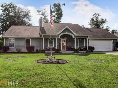 Camden County Single Family Home New: 504 Hide Away Lake Loop