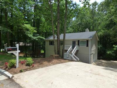 Fulton County Single Family Home For Sale: 5520 Hall