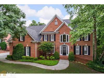 Alpharetta Single Family Home New: 3680 Grey Abbey Dr