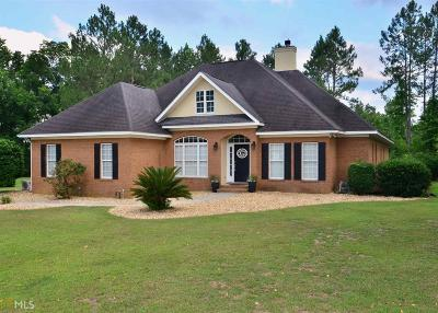 Statesboro Single Family Home For Sale: 904 Pointer Rd