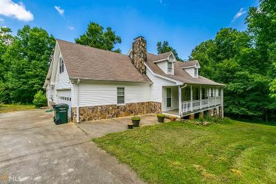 Monroe Single Family Home New: 2245 Troy Smith Rd