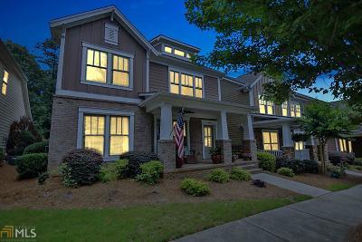 Suwanee Single Family Home New: 3821 Portland Trail Dr