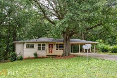 Powder Springs Single Family Home New: 3958 Oglesby Rd