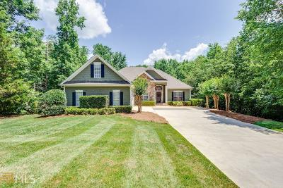 Gainesville Single Family Home New: 2526 Parker Trl