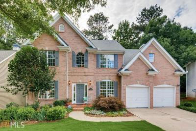 Alpharetta Single Family Home New: 10910 Kimball Crest Dr