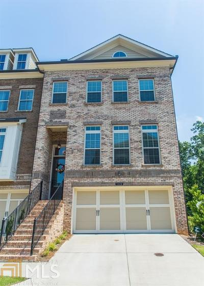 Alpharetta Condo/Townhouse New: 1028 Township Sq