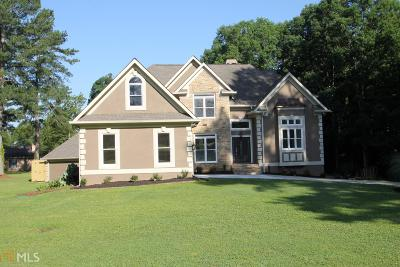 Conyers Single Family Home Under Contract: 1621 Smyrna
