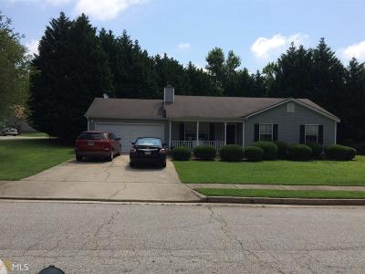 Henry County Single Family Home New: 270 Village
