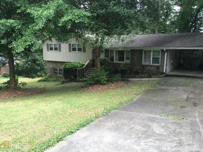Snellville Single Family Home New: 1988 Englewood Way