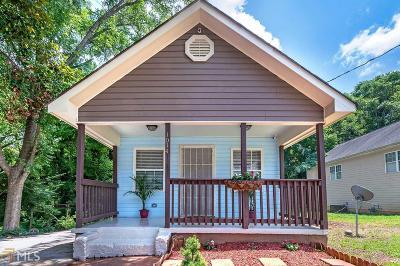 Atlanta Single Family Home New: 1014 SW Violet St