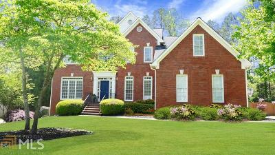 Lawrenceville Single Family Home New: 2414 Meadow Isle Lane