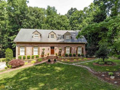 Atlanta Single Family Home New: 1522 Kings Down Cir