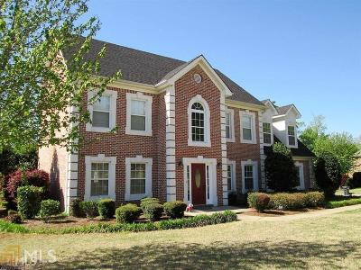 Mcdonough Single Family Home New: 208 English Oaks Ln