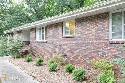 Atlanta Single Family Home New: 291 Vickers Dr
