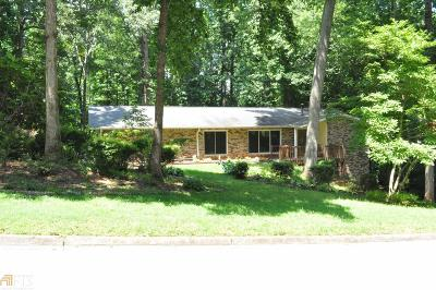 Roswell Single Family Home New: 710 W Hembree