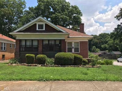 Fulton County Single Family Home For Sale: 336 SW Altoona Pl