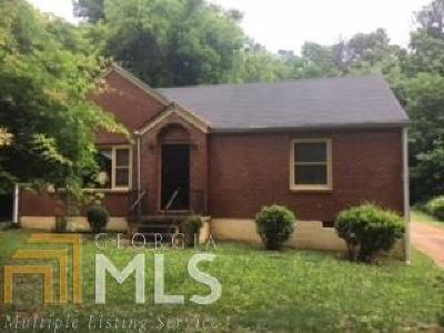 Atlanta Single Family Home New: 2048 SE Flat Shoals Rd