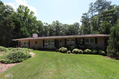 Elberton GA Single Family Home For Sale: $146,900