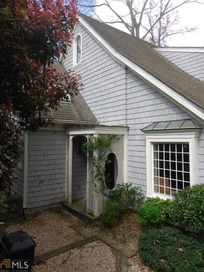 Atlanta Single Family Home New: 2358 Glenwood