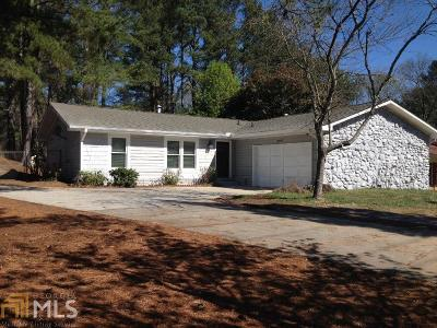 Marietta Rental New: 3587 Lower Roswell