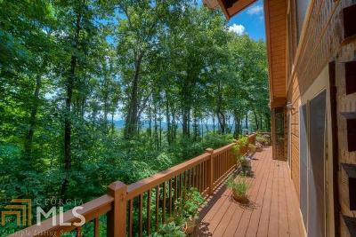 Gilmer County Single Family Home For Sale: 74 Sam Allen Mountain Rd