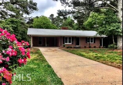 Gainesville Single Family Home New: 4905 Bird Rd
