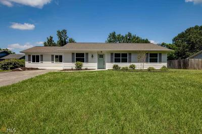 Camden County Single Family Home New: 86 Lookout Dr