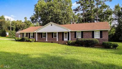 Griffin Single Family Home Under Contract: 4572 W McIntosh Rd