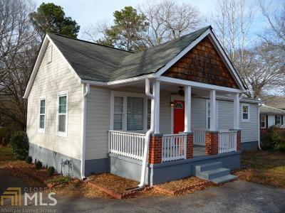 Scottdale Single Family Home Under Contract: 3520 E Ponce De Leon Ave