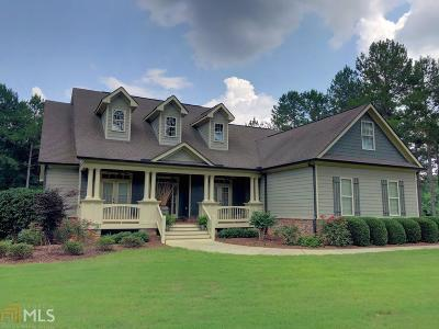 Madison Single Family Home For Sale: 2490 Monticello Hwy #Lot 5