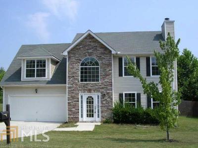 Dallas GA Single Family Home Back On Market: $185,900