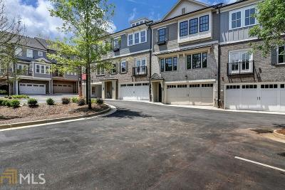 Roswell Condo/Townhouse New: 147 Norcross St #9