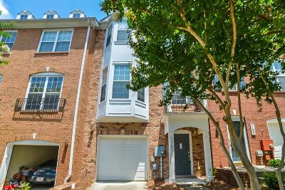 Smyrna Condo/Townhouse New: 1767 Highlands Vw