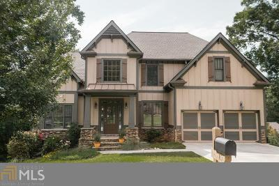 Dallas Single Family Home New: 87 Wood Point Court