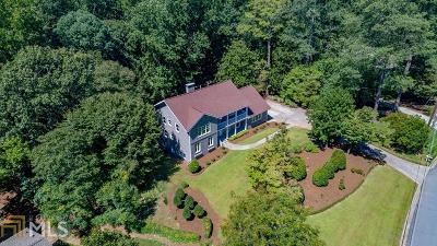 Atlanta Single Family Home New: 8135 Winged Foot Dr