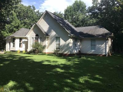 Cleveland Single Family Home New: 491 Thunder Ridge