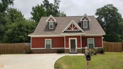 Columbus Single Family Home For Sale: 1396 Cypress Ridge Dr