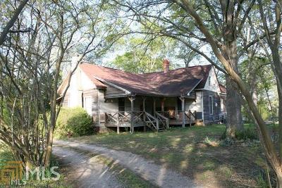 Elberton GA Single Family Home New: $99,000