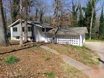 Decatur Single Family Home New: 4018 Randolph Macon Ct