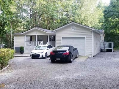Gainesville Single Family Home New: 3052 Burton Cir