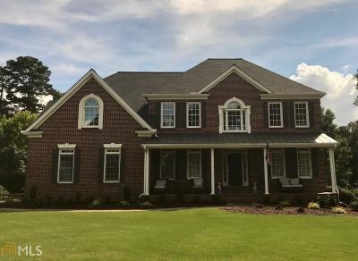 Suwanee Single Family Home For Sale: 4210 Ivy Chase Ln