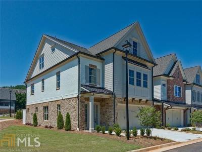 Cobb County Condo/Townhouse For Sale: 461 NW Springer Bnd