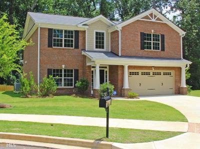 Suwanee Single Family Home New: 2425 Whitehead Pl