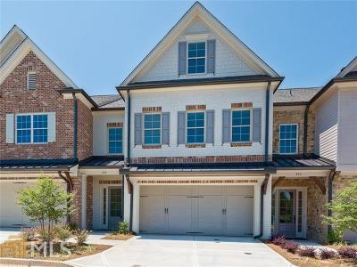 Cobb County Condo/Townhouse For Sale: 469 NW Springer Bnd