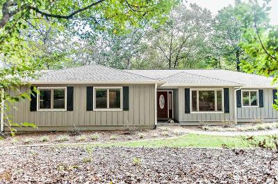 Demorest Single Family Home Under Contract: 610 Northridge Dr