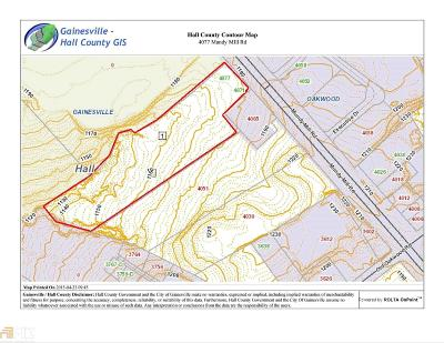 Oakwood  Residential Lots & Land For Sale: 4077 Mundy Mill Rd #8,9,10