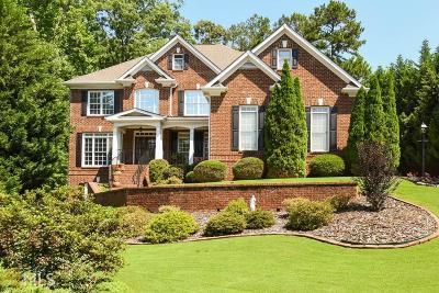 Powder Springs Single Family Home New: 4880 Manatee Ct