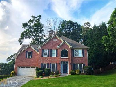 Suwanee Single Family Home For Sale: 235 Richlake Dr
